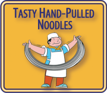 Tasty Hand Pulled Noodles
