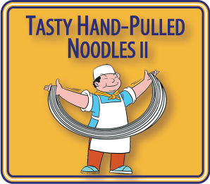 Tasty Hand Pulled Noodles 2