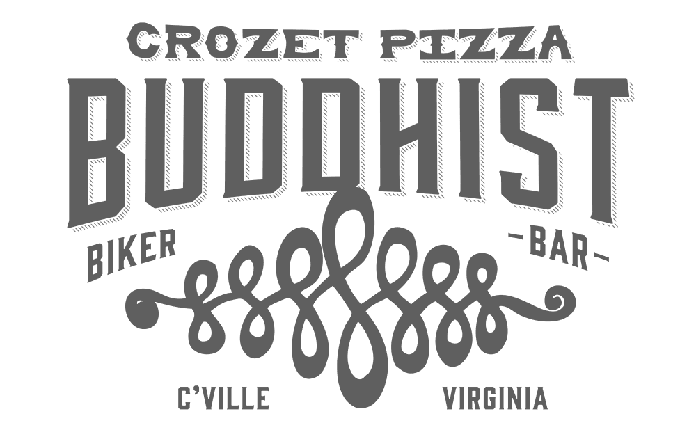 Crozet Pizza Buddhist Biker Bar